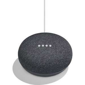 Google Home Mini - Charcoal / Chalk £34 w/code @ Currys