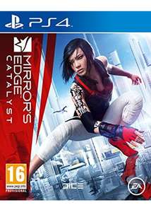 Mirrors Edge Catalyst Xbox one/PS4 New £7.99 Delivered Base