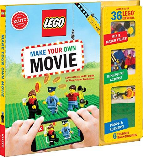 LEGO Make Your Own Movie  Paperback  £5.99 (Prime) / £8.98 (non Prime)  Amazon