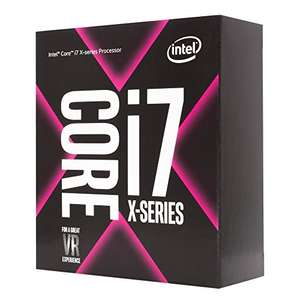 Intel® Core™ i7-7820X Processor £428.09 @ Amazon