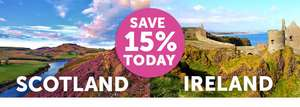 15% off Irish Sea Crossing with Code @ P&O Ferries