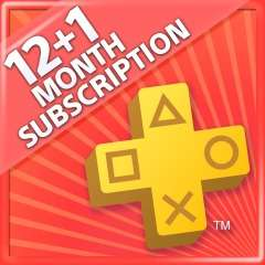 13 months PlayStation Plus PS+ (12 + 1 Free) £25.95  from PlayStation PSN Store Singapore
