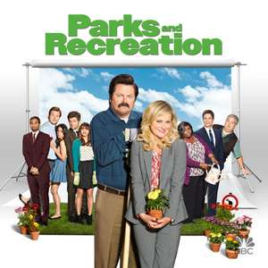 Parks and Recreation: The Complete Series £14.99 - iTunes