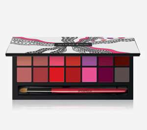 Upto 50% Off 'Makeup Must-Haves' at SMASHBOX - Be Legendary Lipstick Palette (was £35) Now £17.50 delivered + Free Sample
