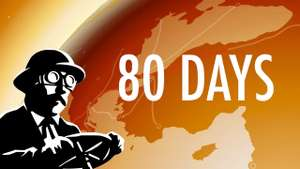 80 Days Role Playing Game usually £3.99 now 79p @ Google Play