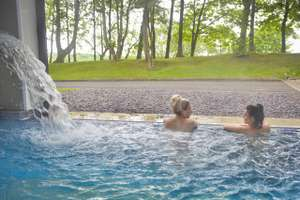 One Night Reviver Spa Break for 2 People at Mercure Norton Grange Hotel Inc Breakfast & Dinner £60pp (£120) via Treatwell - more in OP