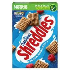 Nestle Shreddies 415g 90p @ Tesco