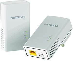 NETGEAR PL1200-100UKS 1200 Mbps Powerline £39.99 @ Amazon