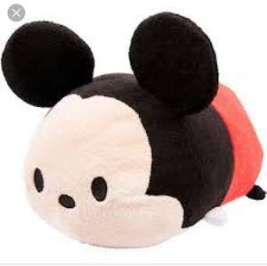Large Disney Tsum Tsum soft toys reduced from £15 to £5 The Entertainer Wakefield