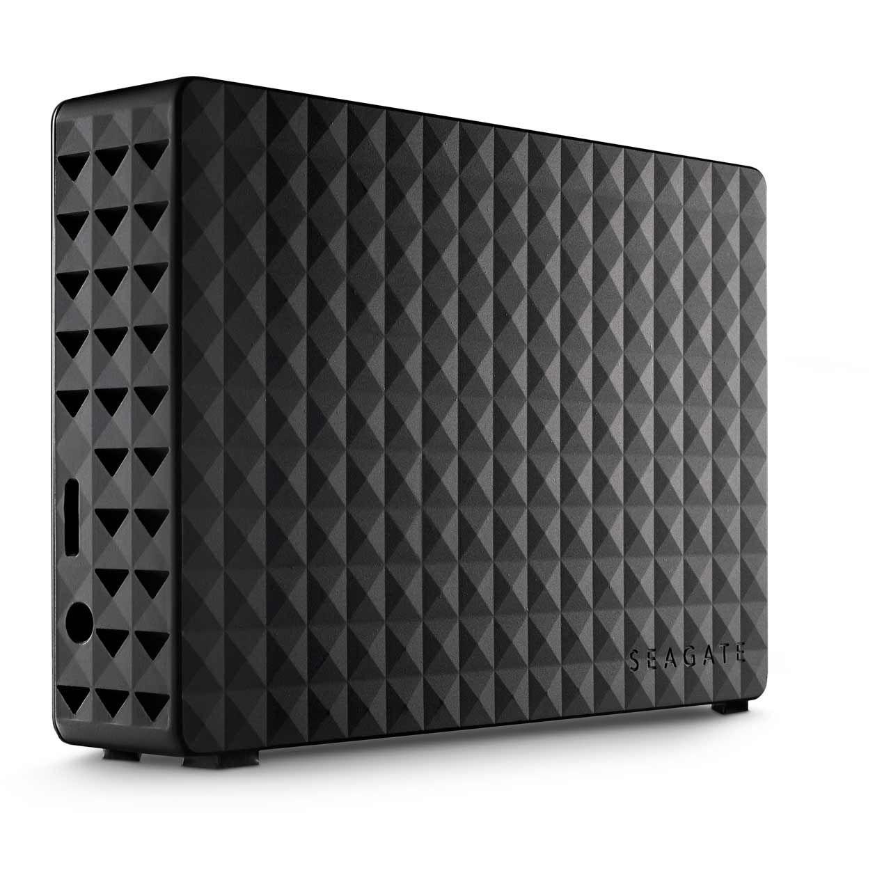 Seagate Expansion 3TB Desktop Hard Drive - Black £74 @ AO