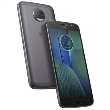 Motorola Moto G5s Plus XT1805 Dual Sim 32GB SIM FREE/ UNLOCKED - Lunar Gray £180.99 @ Eglobal central
