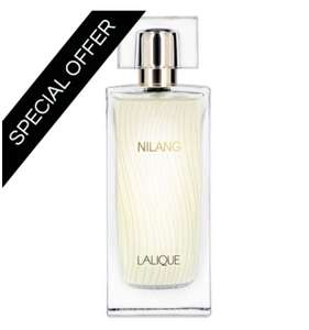 Lalique Nilang Eau de Parfum Spray 100ml £23.65 delivered @ All beauty