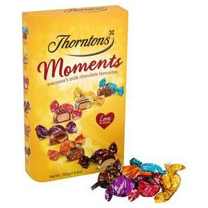 Thorntons Moments (250g) - £2 @ Tesco