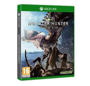 [Xbox One] Monster Hunter World - £32.99 (Pre-owned) - Grainger Games