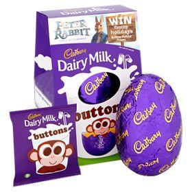 Various Sized Easter Eggs £1.00 each @ Asda