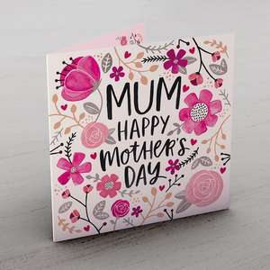 Two A5 / Square Personalised Cards for £2.78 Delivered w/code @ Card Factory - (Mothers Day Balloon Bouquets £14.99 Delivered)