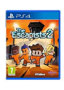 The Escapists 2 (PS4 £17.99/XBOX ONE £17.89) @ BASE