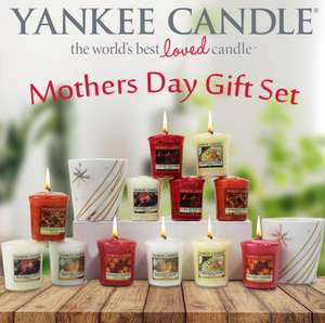 Yankee Candle Votive Gift Set £9.99 @ Weeklydeals4less