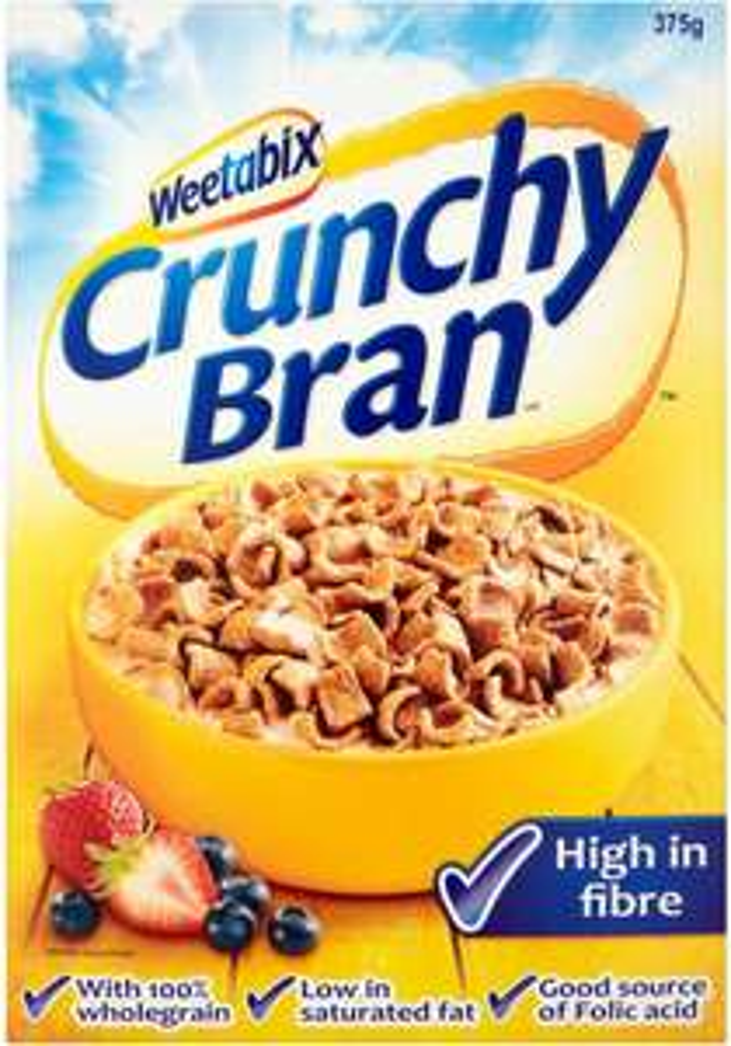 Weetabix Crunchy Bran (375g) - £1.88 @ ASDA