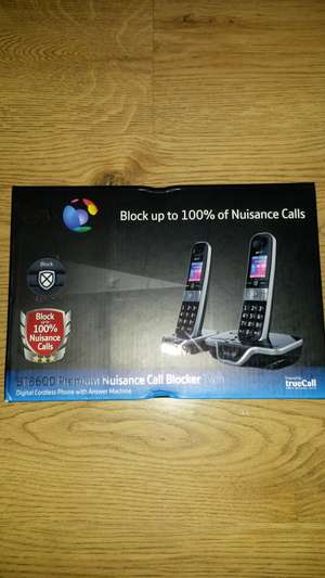 BT BT8600 Digital Cordless Telephone with Answer Machine (Twin Pack) £7.80 @ ASDA CLAYTON-LE-WOODS