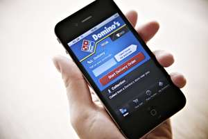 £5 off Dominos orders (on top of offers) using app