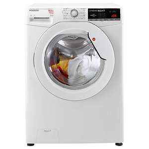 Hoover WDXOA 4106-80 Washer Dryer, 10kg Wash/6kg Dry 1400rpm 2 Year Guarantee - £289.00 Delivered - John Lewis