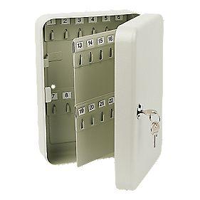 48-HOOK KEY CABINET SAFE £4.99 @ Screwfix