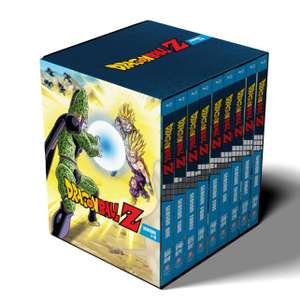 Dragon Ball Z: Seasons 1-9 Collection BLU-RAY £117.56 @Amazon (Dispatched from and sold by Amazon US)