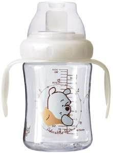 bébé-jou 250 ml Non Spilling Cup (Adorable Pooh) £2.01 amazon add on item minimum 20 pound spend required for free delivery