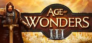 PC :- Age of Wonders III £7.81 Reduced from £22.99 (Empire Building / RPG / Warfare Game) ** Direct with Steam **