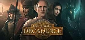 PC : The Age of Decadence £5.26 reduced from £15.49 ( Turn based RPG) ** Direct with Steam **