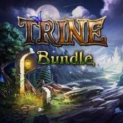Trine Bundle (Trine Enchanted Edition + Trine 2: Complete Story) PS4 £4.99 @ PSN