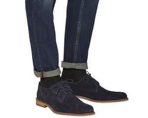 Office blue suede shoes were £69.99 now £30 free c&c
