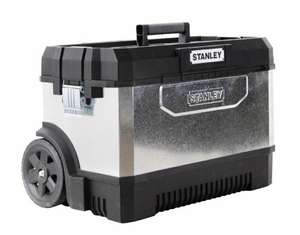 Stanley 195828 26-inch Galvanised Rolling Toolchest @ Amazon.de delivered