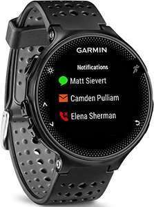 Garmin Forerunner 235 GPS Running Watch with Elevate Wrist Heart Rate and Smart Notifications £172 @ Amazon.es delivered