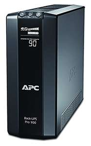 APC Power-Saving Back-UPS PRO - Uninterruptible Power Supply 900VA, - BR900GI - AVR, 8 Outlets IEC-C13, USB £130 @ Amazon.de delivered