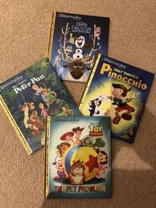 DISNEY KIDS STORY BOOKS £1 instore @ The Entertainer