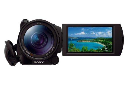Sony FDR-AX100 4K Camcorder @ Amazon.de delivered