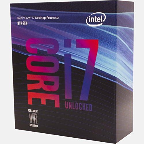 Intel 8th Gen Core i7-8700K Processor £300.97 @ Amazon