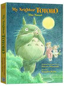 My Neighbour Totoro Novel (Hardback) £2.74 Prime £5.73 Non Prime @ Amazon