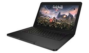 Used (Good) Razer Blade (2017 model) 14-inch Full-HD Gaming Laptop (Black) - (Intel i7-7700HQ 3.8 GHz, 16 GB RAM, 256 GB SDD, NVIDIA GeForce GTX 1060, UK Layout Windows 10) £1252.21 @ Amazon Warehouse