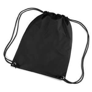 Bagbase Gymsac in Black £1.77 (AMAZON) sold by COOZO UK
