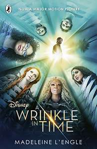 Amazon Kindle Deal of the Day - A Wrinkle in Time by Madeleine L'engle 99p