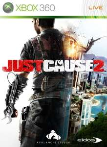 Just Cause 2 (XO/X360) £1.79 @ Microsoft