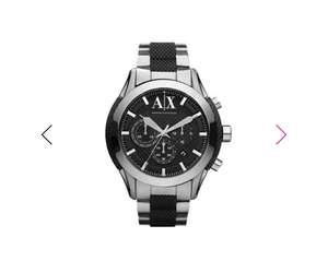 ARMANI EXCHANGE Ax1214 Mens Bracelet Watch , £116.10 (after 10% off w/Newsletter signup) @ HSamuel .
