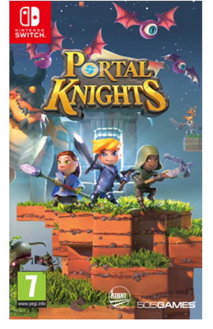 Portal Knights (Nintendo Switch) , £18.85 @ Base