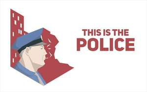 PC : THIS IS THE POLICE £4.61 reduced from £13.99 ( Adventure / Strategy) Humble Steam Key