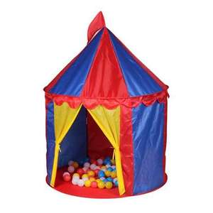 Children's Circus Play Tent £7 from £14 C+C at Dunelm