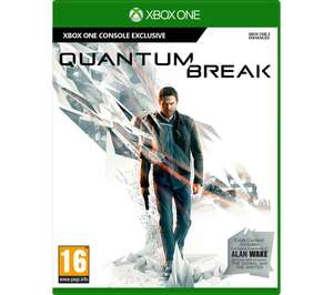 Quantum Break Xbox One £9.97 delivered @ Currys