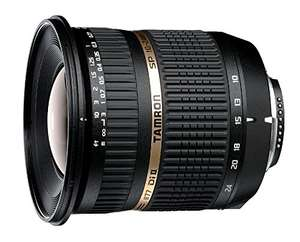 Tamron SP AF 10-24mm F/3.5-4.5 Di II LD Aspherical Lens for Canon £199 @ Amazon & Park Cameras